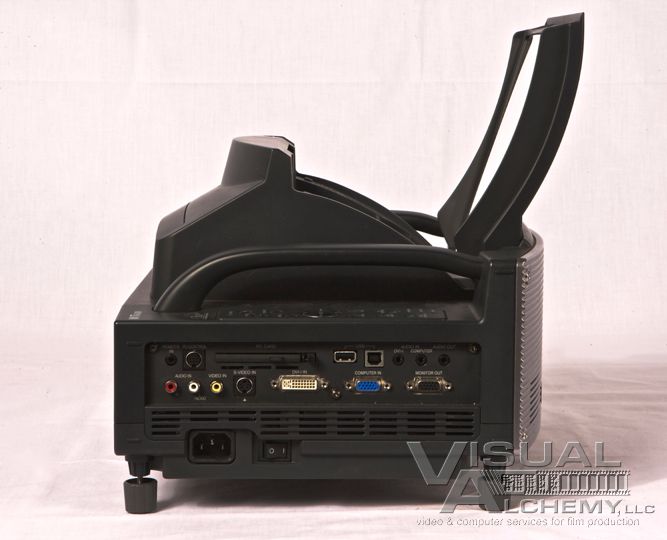 2006_PROJECTOR_NEC_WT610_SIDE